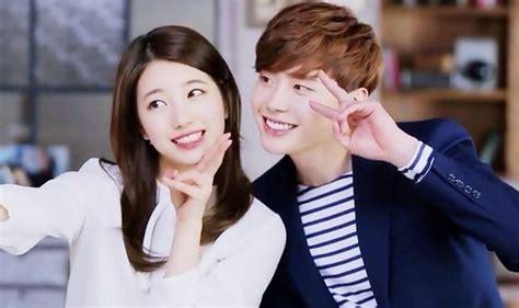 film drama korea terbaru suzy mengintip manisnya poster drama korea while you are