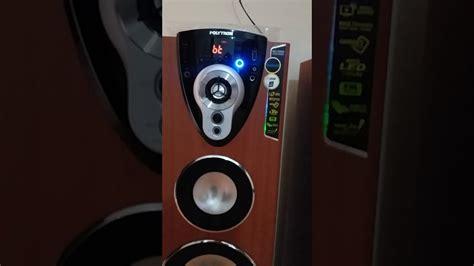 Speaker Polytron active speaker polytron pas 59