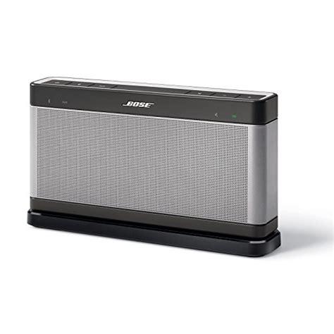 Speaker Bose Soundlink 3 bose soundlink bluetooth speaker iii charging cradle