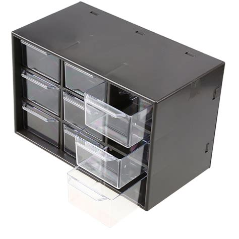 mini home desktop jewelry organizer drawer container storage box gift ebay