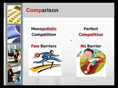 Competition And Monopoly In Care vs monopolistic competition market structures