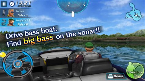 bass fishing apk bass fishing 3d ii android apps on play