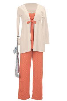 Set Orange Bata bata maternal corta cintur 243 n 3 4 celeste bata