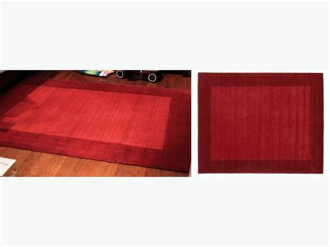 pottery barn henley rug pottery barn henley rug cranberry 5x8 central