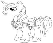 coloring pages my little pony shining armor my little pony coloring pages color online free printable
