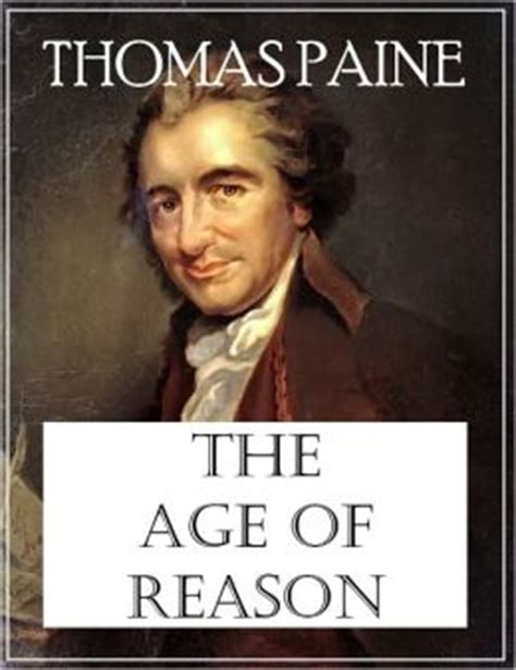 age of reason books the age of reason by paine 2940015125900 nook