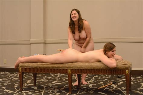 Public Nudity Alex In Spankingland