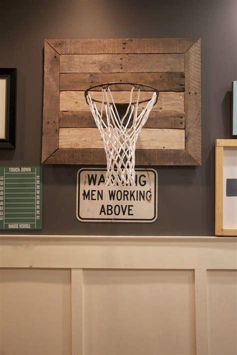 basketball hoop for room my sweet thrifty thursday diy basketball hoop