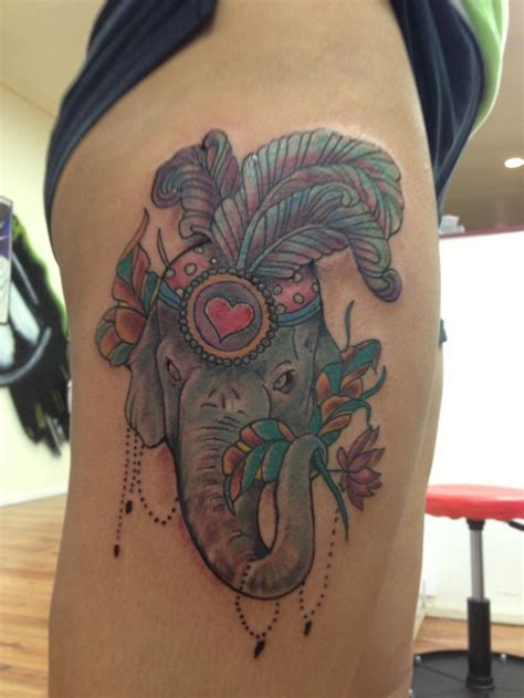 tattoos that represent strength my elephant elephants are the most loyal and