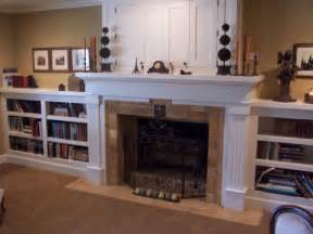 fireplace surrounds with bookcases fireplace surrounds