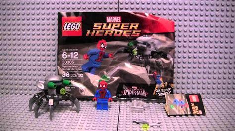 Lego Polybag 30305 Jumper lego heroes 30305 spider jumper polybag