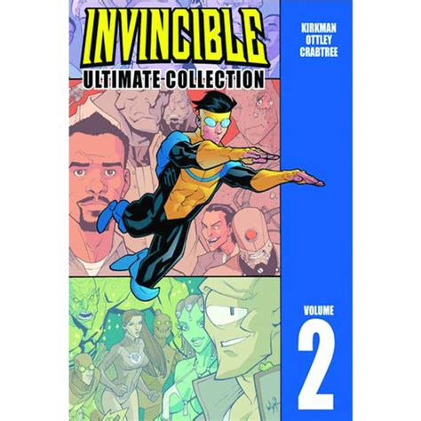 invincible ultimate collection volume invincible ultimate hardcover volume 2 invincible issues 13 24 skybound