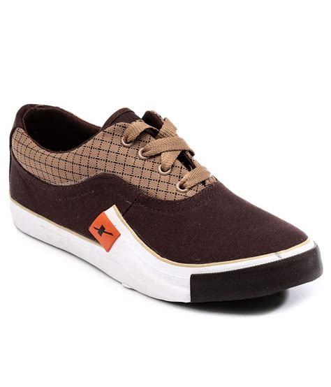 sparx shoes sparx brown casual shoes price in india buy sparx brown