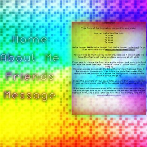iframe background color roxierockette s free imvu div iframe layouts