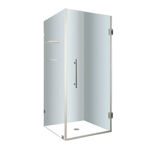30 Inch Shower Stall Aston Aquadica Gs 30 Inch X 30 Inch X 72 Inch Frameless