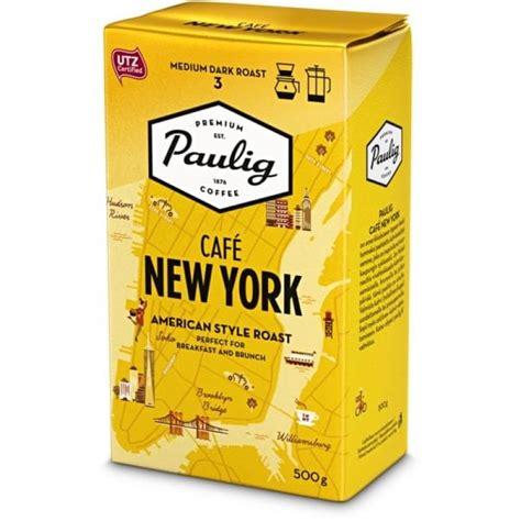 Paulig Café New York 12x500g fine gr