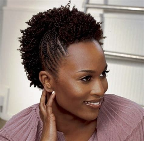 natural african hairstyles gallery short natural african american hairstyles 2017 pictures