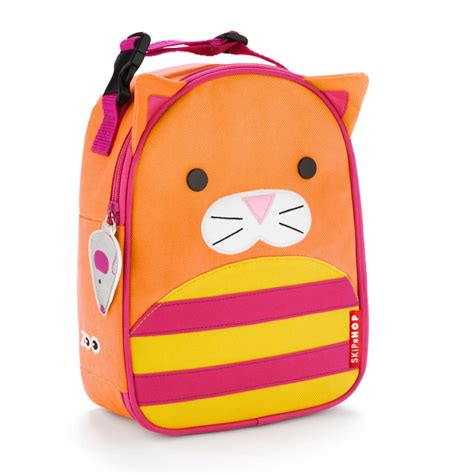 Skip Hop Zoo Pack Backpack Cat T2909 skip hop zoo lunchies insulated lunch bag cat car seats strollers