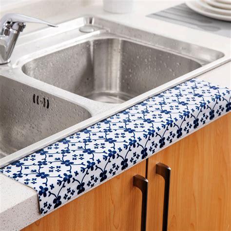 bathroom sink decals vegetables basin kitchen sink adhesive waterproof stickers
