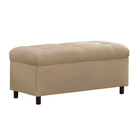 home decorators collection santa clara oatmeal bench