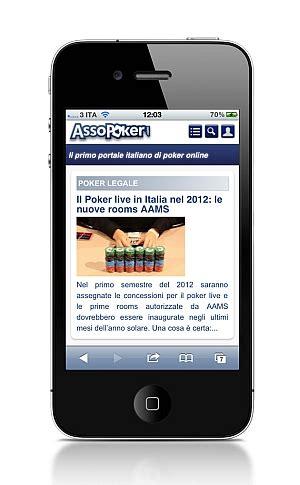 eonline mobile assopoker la nuova versione mobile 232 assopoker