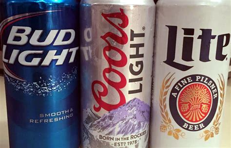 light vs bud light bud light vs coors light decoratingspecial com