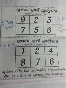 12 2013 13 thailand lottrey papers tips amp prize bond guess paper