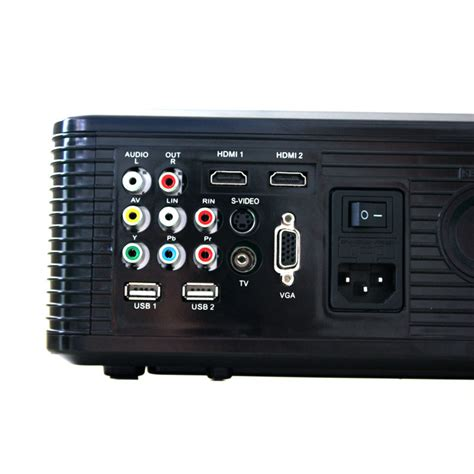 Proyektor Cl720 low cost cl720 projector for home theater with led l