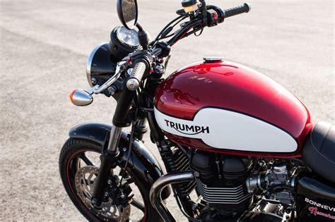 Motorrad Lackieren Eintragen Sterreich by Triumph Bonneville Newchurch Motorrad Fotos Motorrad Bilder