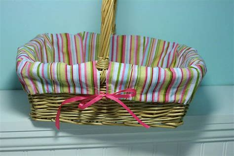 pattern for fabric easter basket liner pin by jodi sherretts on sew on pinterest