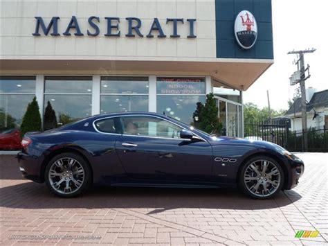 2009 Maserati Granturismo S For Sale 2009 Maserati Granturismo S In Oceano Blue 043359