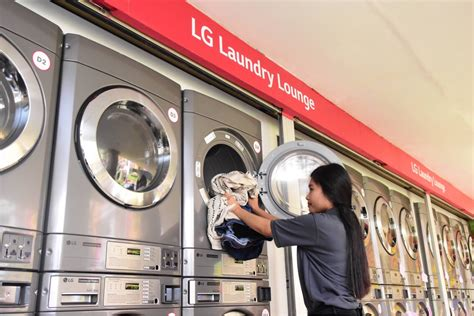 Jual Mesin Cuci Laundry Di Makassar ekspansi pasar mesin cuci komersial lg bawa konsep