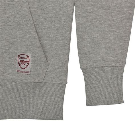 arsenal zip up arsenal women s zip up hoody official online store