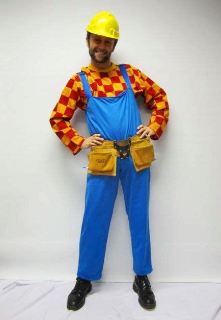 Harlequin Halloween Costumes Adults Bob Builder Costume Creative Costumes