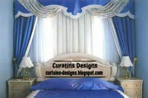 royal blue curtain for bedroom window covering