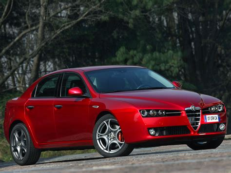 alfa romeo sedan 159 sedan 1st generation 159 alfa romeo database