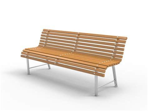 panchina dwg panchina con listoni in legno noce chiaro