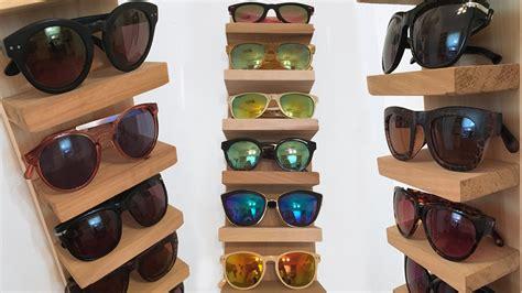 Sunglasses Rack Diy by Sunglass Rack Organizer Diy Superholly