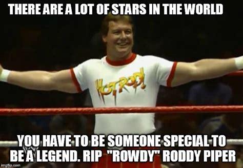 Roddy Piper Meme - roddy piper meme r i p rowdy roddy pipper gallery ebaum