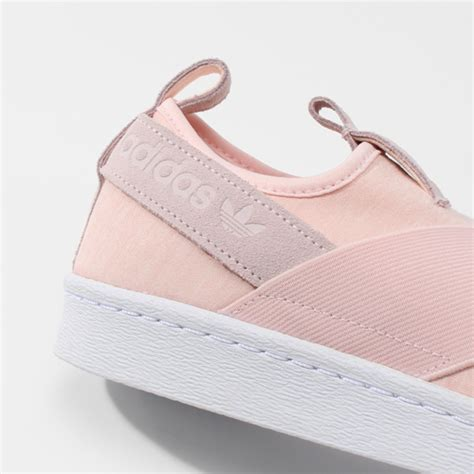 Adidas Slip On Baby Pink adidas superstar slip on pink pastel frankluckham co uk