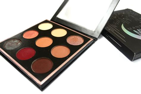 Manny Mua Eyeshadow Make Up Palette Eye Shadow Manny Mua Mesh makeup manny mua eyeshadow palette review swatches mbf makeup and forever