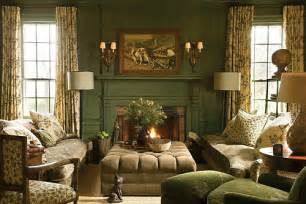 calke green by farrow living room by barry dixon