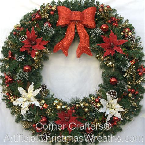 48 inch christmas magic wreath cornercrafters com xmas