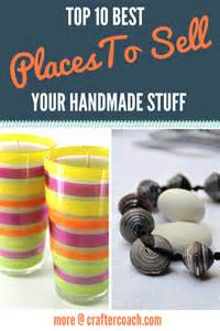 Best To Sell Handmade Items - 10 best places to sell handmade crafts