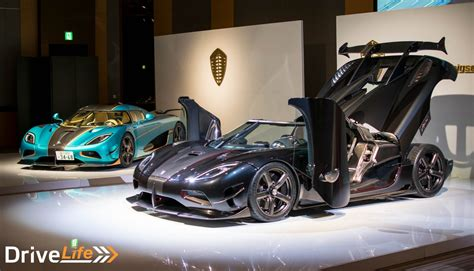 koenigsegg agera rsr world premiere of the japan exclusive koenigsegg agera rsr