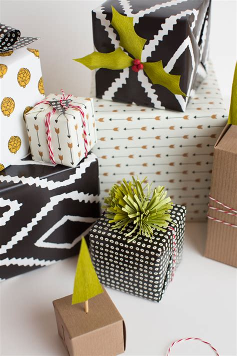 christmas gift wrapping inspiration hannah in the house