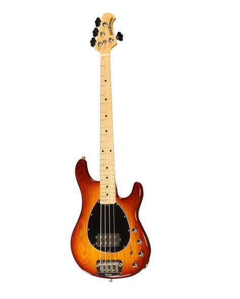 Sterling By Sub 4hbs Honey Burst Satin Electrik Bass sterling by sub 4 honey burst satin bass buy free scores
