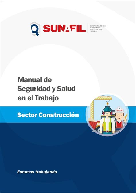 en el mtss ministerio de trabajo y seguridad social de uruguay manual de seguridad y salud en el trabajo sector