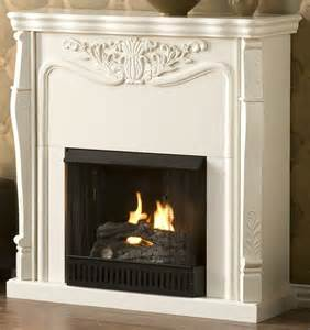 shabby chic fireplaces shabby antique white chic gas fireplace for the home