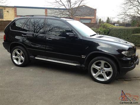 2004 Bmw X5 by 2004 Bmw X5 Sport D Auto Black Facelift Bargain Hpi